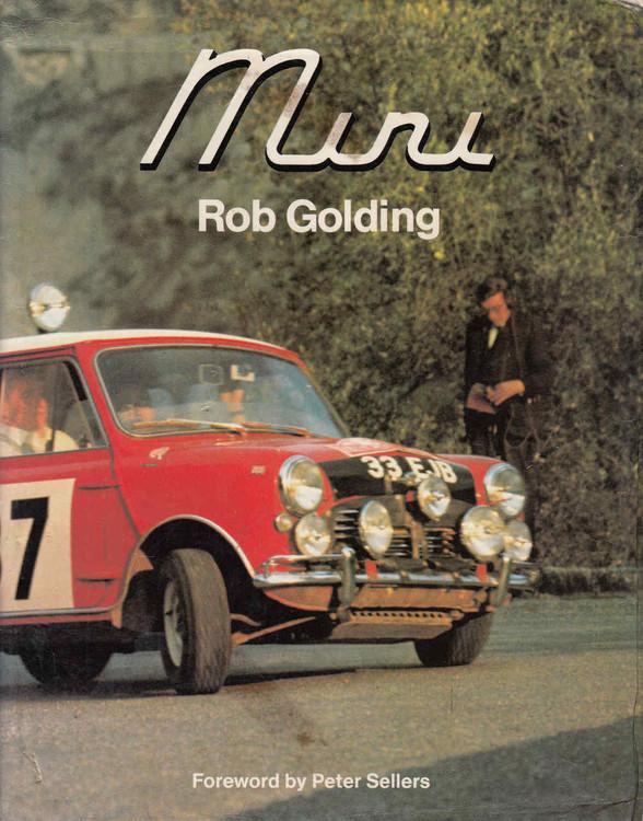 Mini (Rob Golding) (9780850453140)