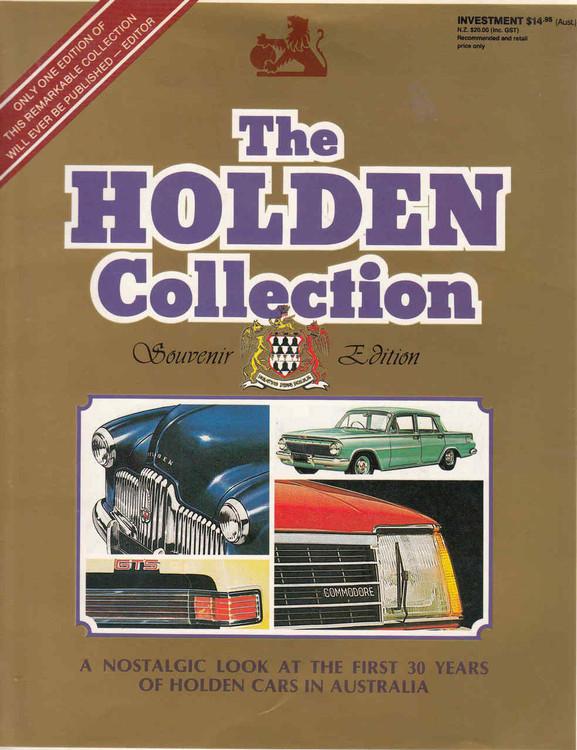 The Holden Collection Souvenir Edition