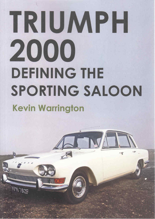 Triumph 2000: Defining the Sporting Saloon