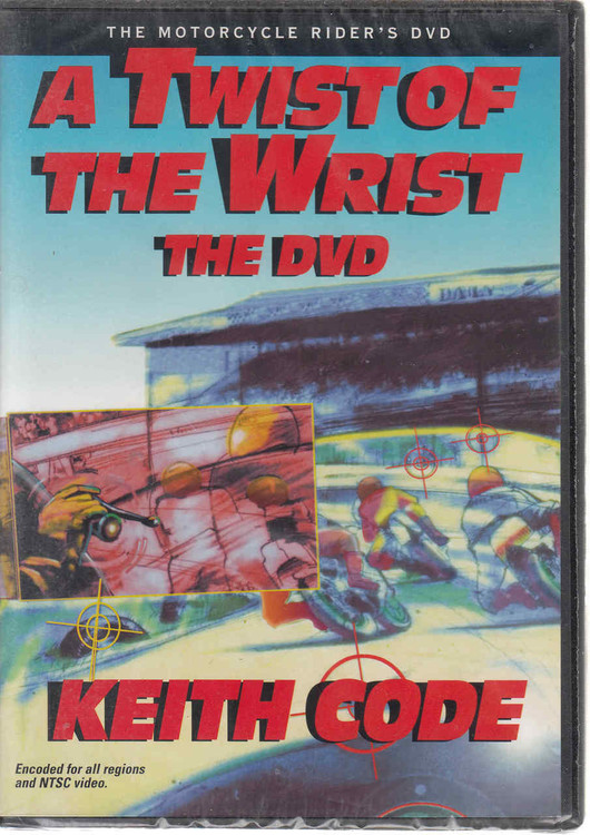 A Twist Of The Wrist (Keith Code) DVD