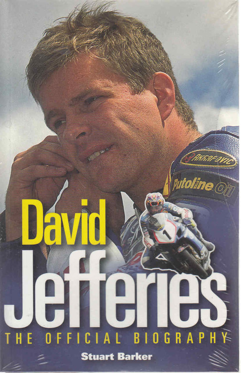 David Jefferies The Official Biography (Paperback) (9780857330086)