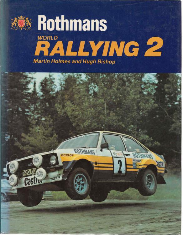 Rothmans World Rallying 2 (9780850453430)