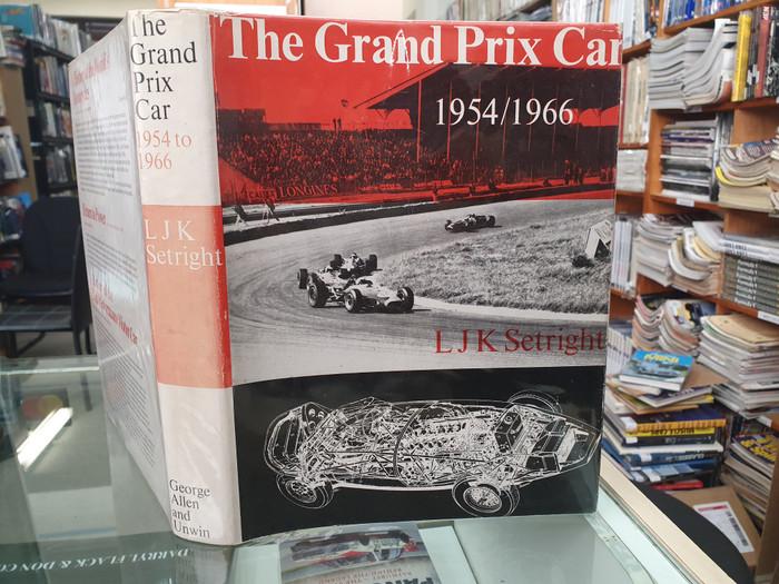 The Grand Prix Car 1954/1966 (LJK Setright, 1968)