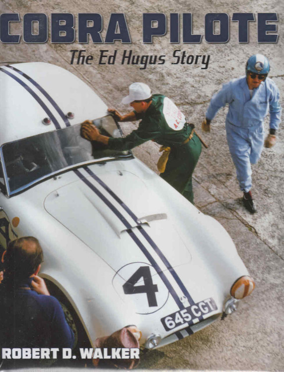 Cobra Pilote The Ed Hugus Story (9781854432834)