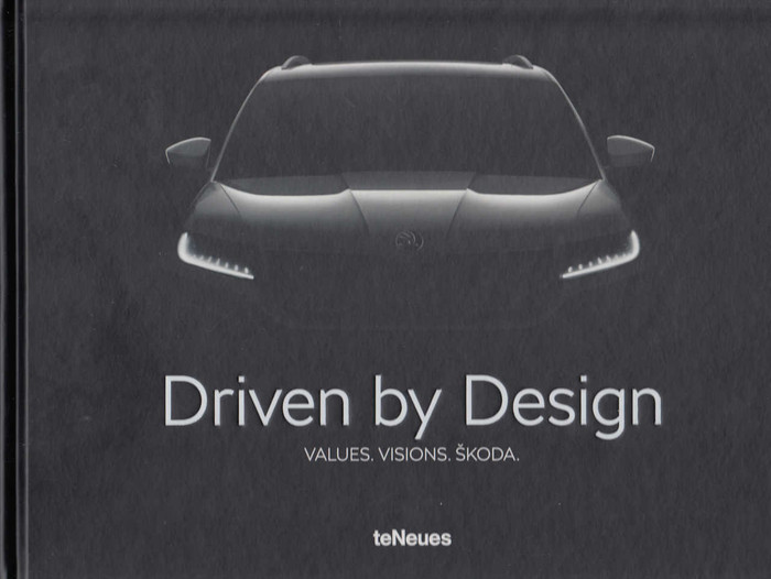 Driven by Design: Values, Visions, Skoda (9783961710034)