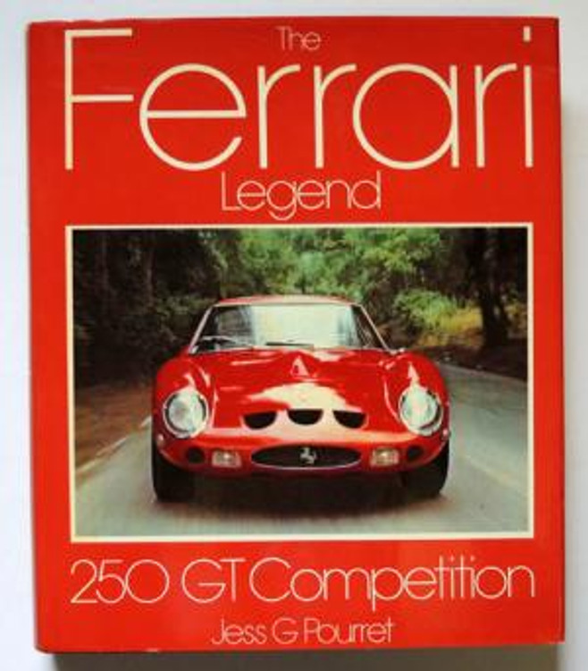 The Ferrari Legend - 250 GT Competition