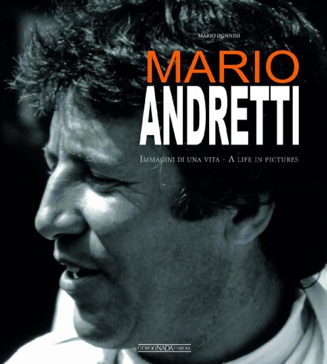 Mario Andretti - A Life In Pictures (English/Italian)