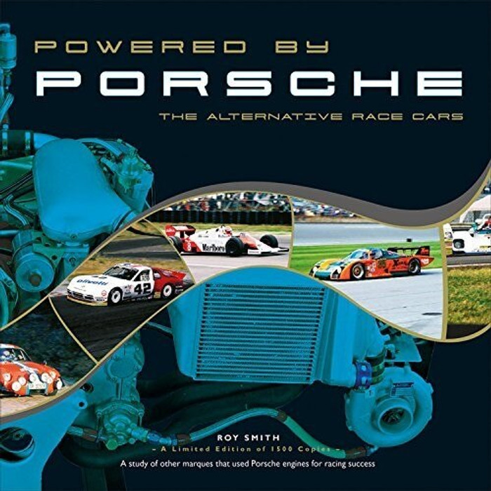 Powered by Porsche - The Alternative Race Cars (9781845849900)