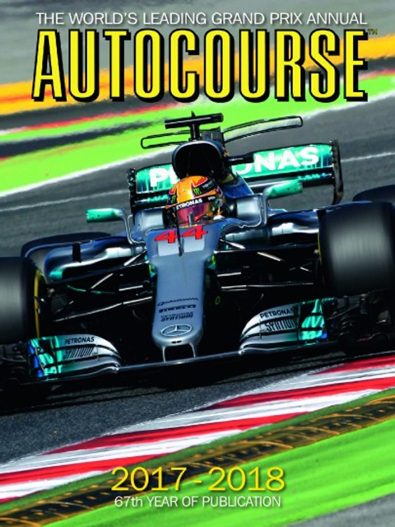 Autocourse 2017 - 2018 (No. 67) Grand Prix Annual (9781910584262)