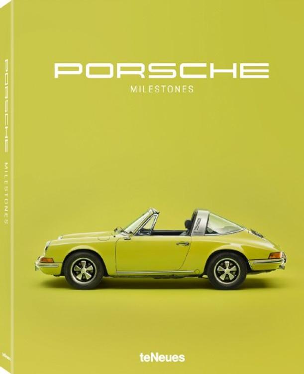 Porsche Milestones (9783961710218)