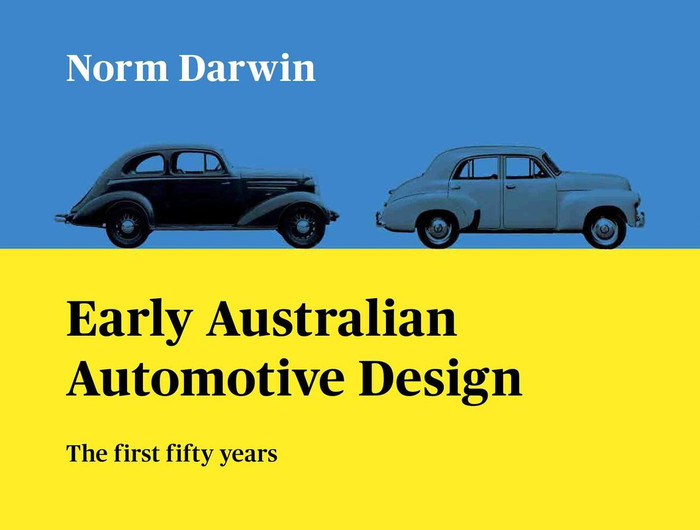 Early Australian Automotive Design - The first fifty years