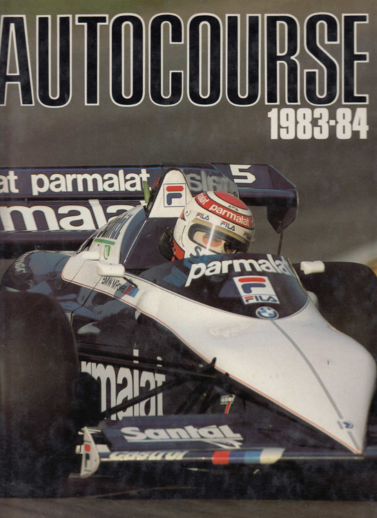 Autocourse 1983 - 1984 (No. 33) Grand Prix Annual