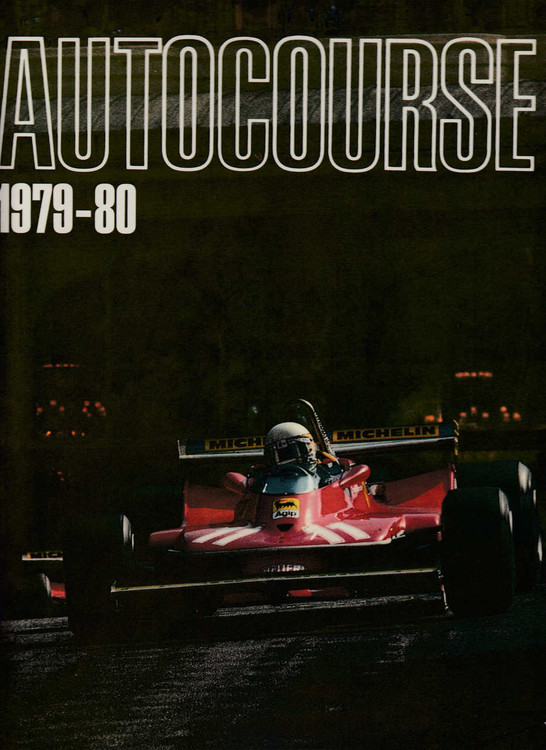 Autocourse 1979 - 1980 (No. 28) Grand Prix Annual