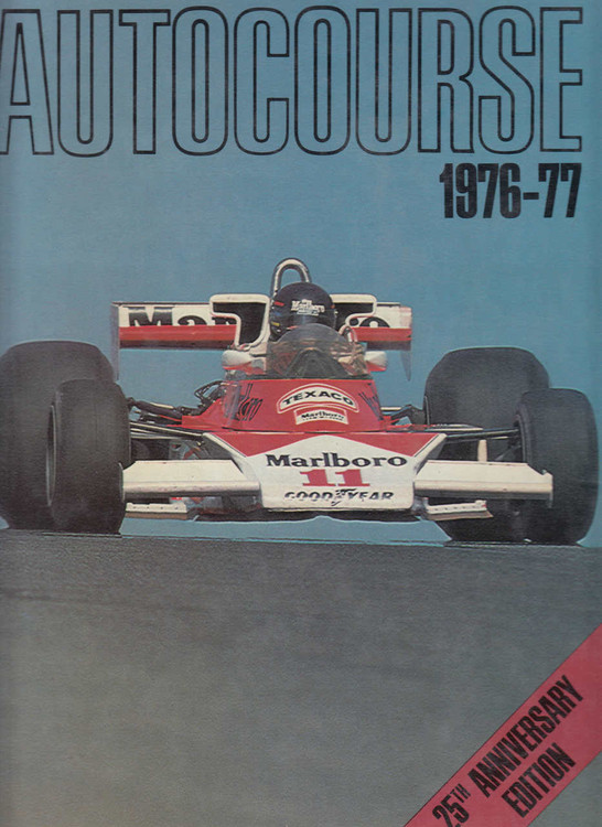Autocourse 1976 - 1977 (No. 25) Grand Prix Annual