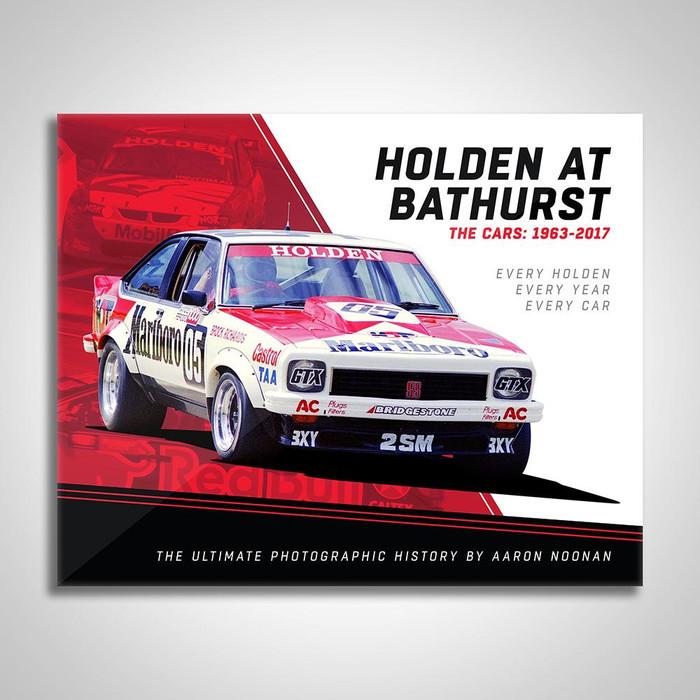 Holden At Bathurst - The Cars: 1963-2017