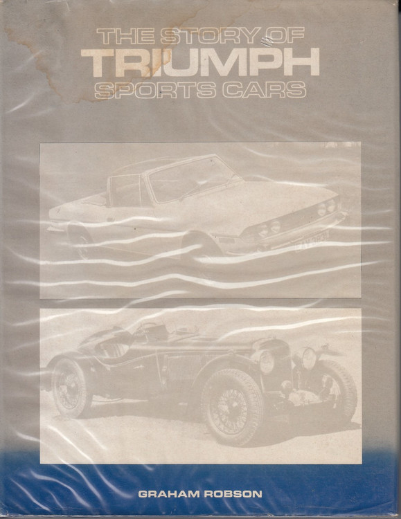 The Story Of Triumph Sports Cars - Graham Robson