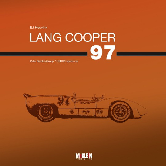 Lang Cooper : Peter Brock's Group 7 USRRC sports car