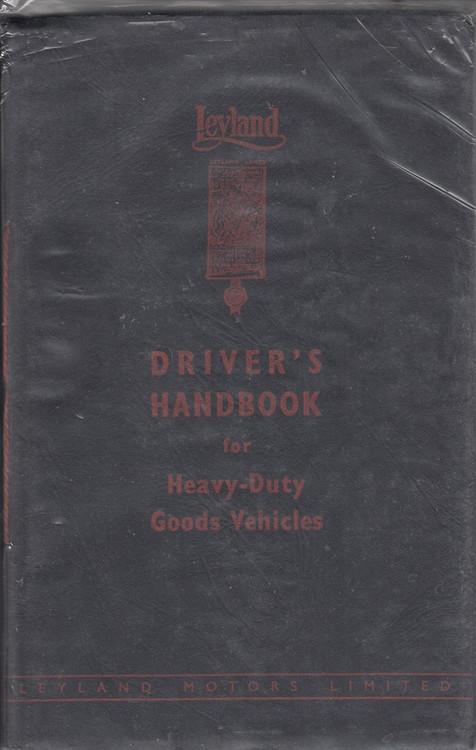 Leyland's Driver's Handbook for Heavy-Duty Goods Vehicles