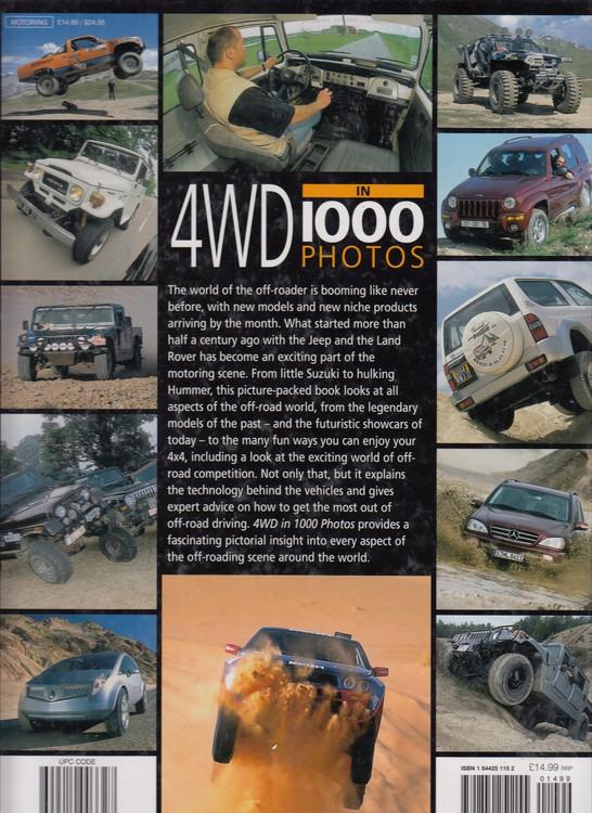 4WD in 1000 Photos  by Haynes