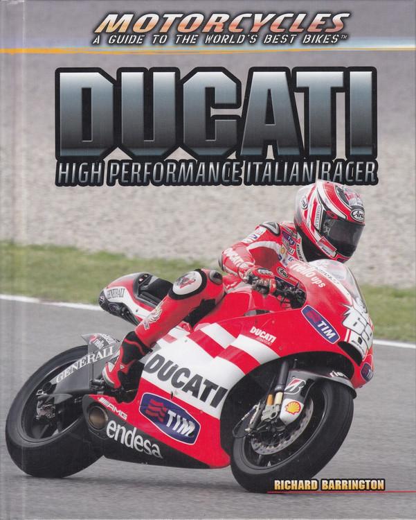 Ducati: High Performance Italian Racer