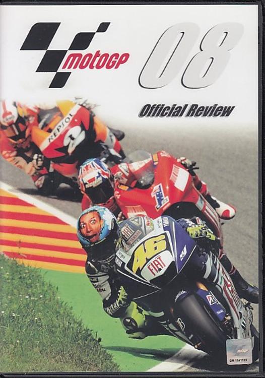 MotoGP 2008 - Official Review DVD