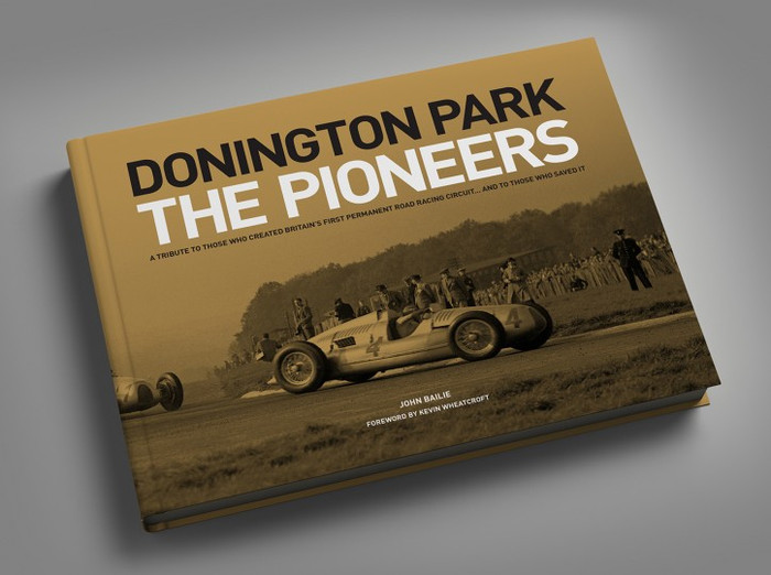 Donington Park - The Pioneers (9781527229976)