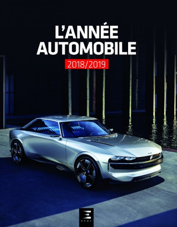 Automobile Year 2018 - 2019 (No. 66) French Edition (9791028303167)