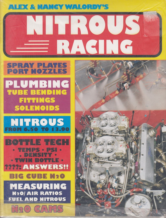 Alex & Nancy Walordy's Nitrous Racing
