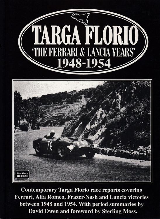 Targa Florio - The Ferrari and Lancia Years 1948 - 1954 (Brooklands Books) (9781855204980)