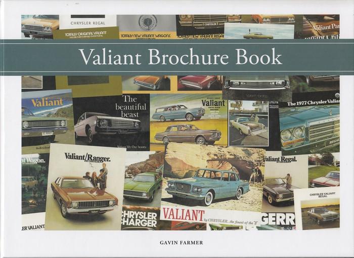 Valiant Brochure Book (Gavin Farmer, Hardcover, 9780980522983)