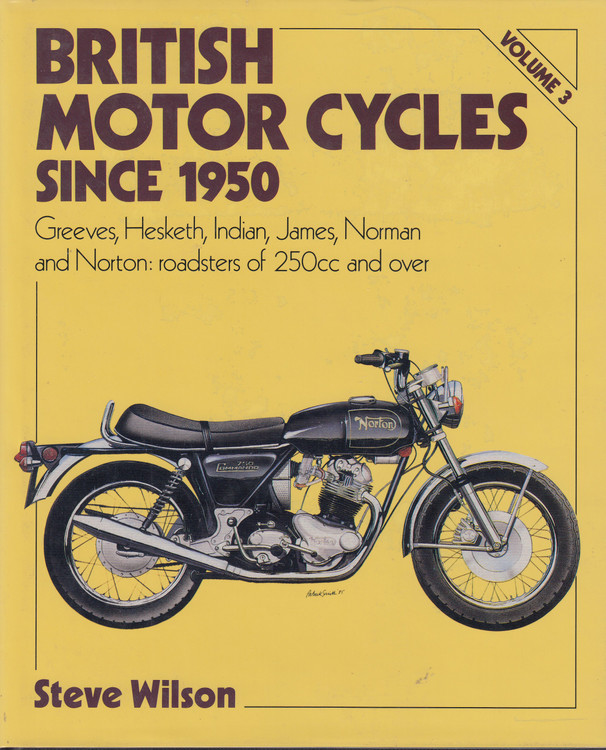 British Motor Cycles Since 1950 Volume 3 (9780850596267)
