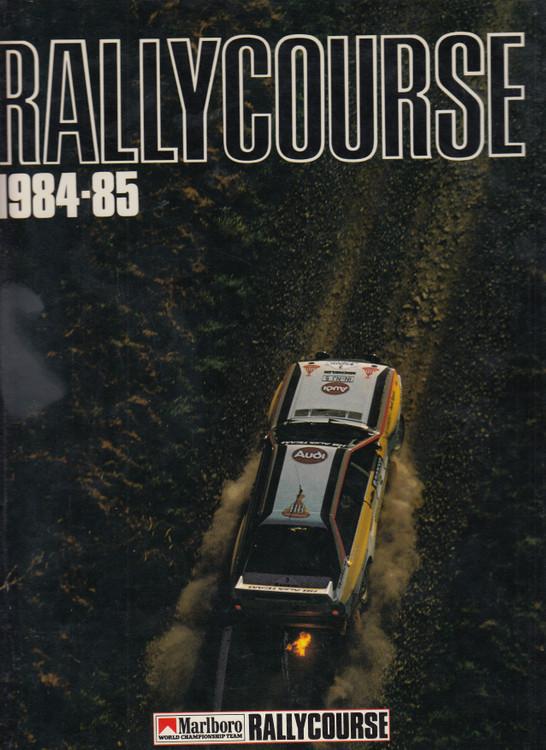 Rallycourse Annual 1984-1985 (9780905138343)