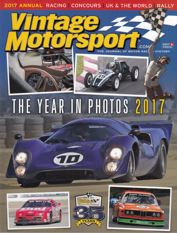 Vintage Motorsport 2017 Annual (VMSA2017)