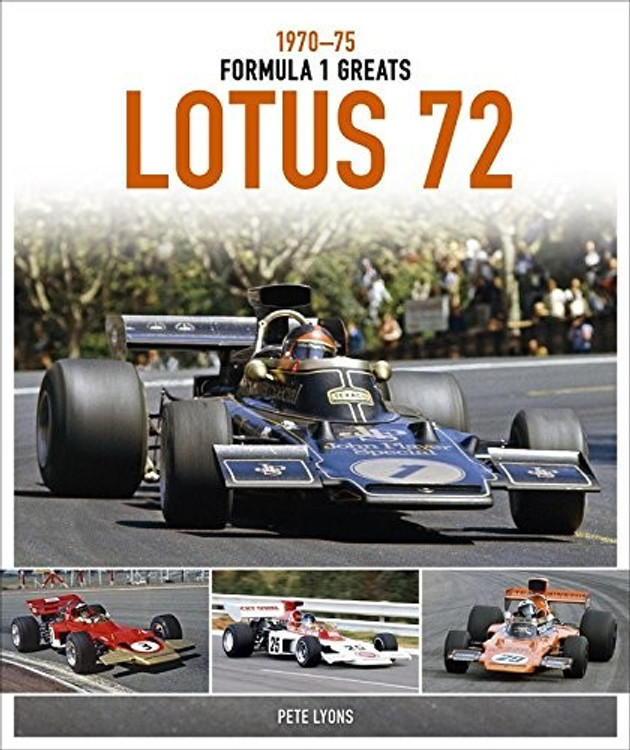 Lotus 72 - 1970-75 Formula 1 Greats (Pete Lyons)