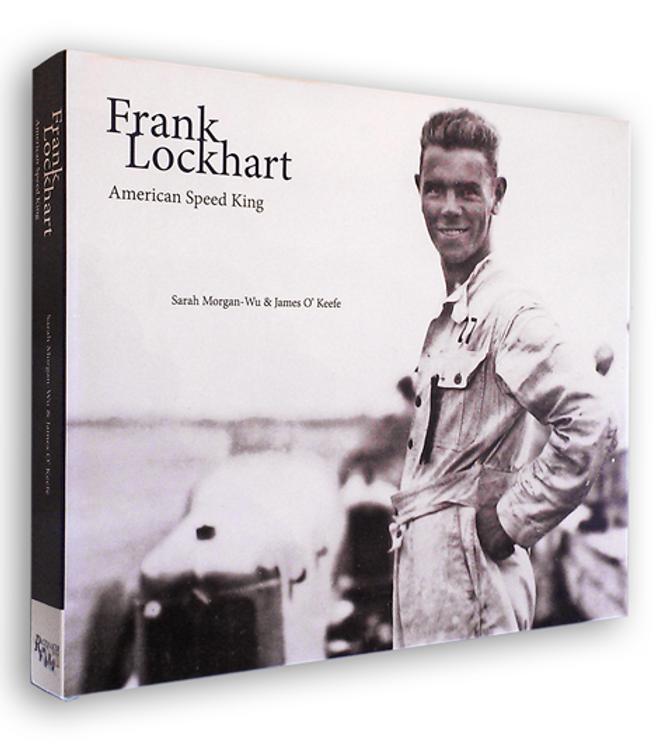 Frank Lockhart - American Speed King (James O'Keefe, Sarah Morgan-Wu)