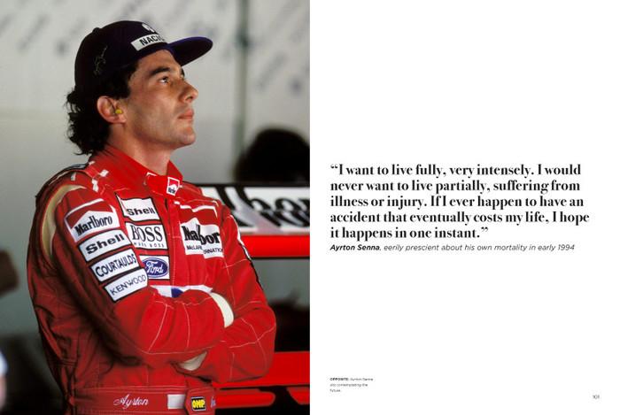 Ayrton Senna - Portrait of a Racing Legend (Bruce Jones) (9781787392397)