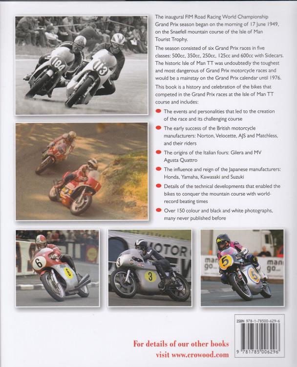 Classic TT Racers - The Grand Prix Years 1949 - 1976 (Greg Pullen) (9781785006296)