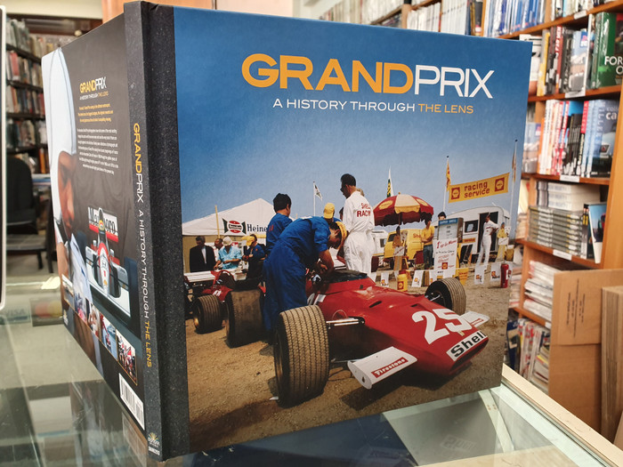 Grand Prix A History through the Lens (Bruce Vigar)