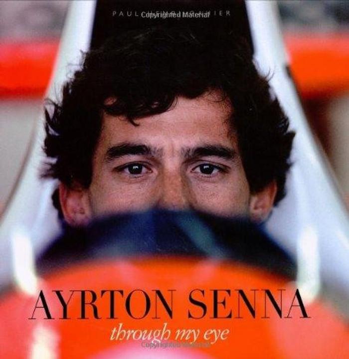 Ayrton Senna - Through My Eye (Paul - Henri Cahier) (9780976039204)