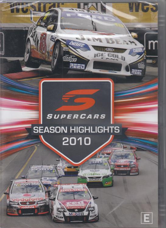 2010 Supercars Season Highlights DVD (9340601002609)