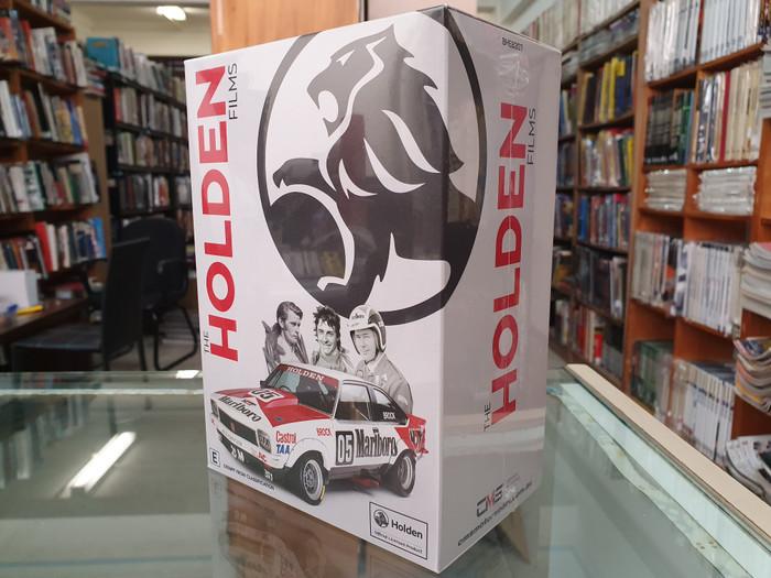 The Holden Films - 6 DVD Box Set (2019 Reissue) (9340601002708)