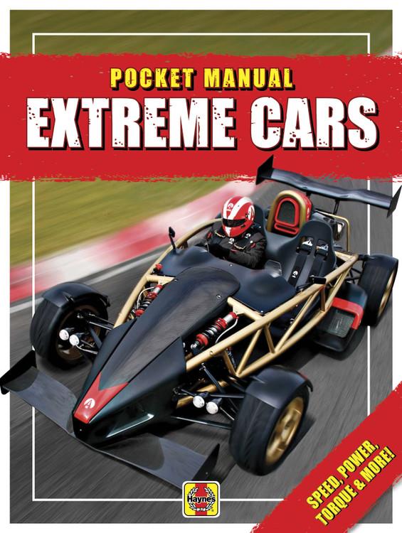 Extreme Cars Pocket Manual (9781785216725)