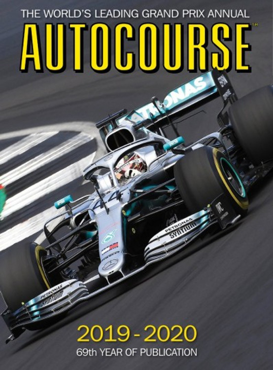 Autocourse 2019 - 2020 (No. 69) Grand Prix Annual (9781910584408)