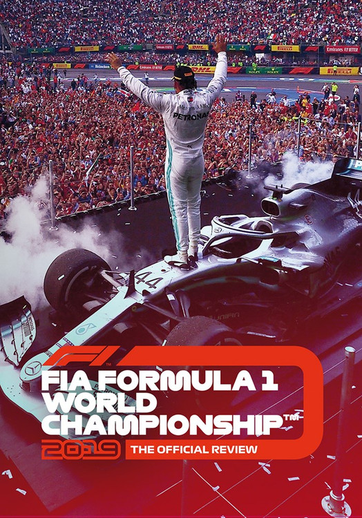 Formula One 2019 Official Review - F1 DVD (F12019)
