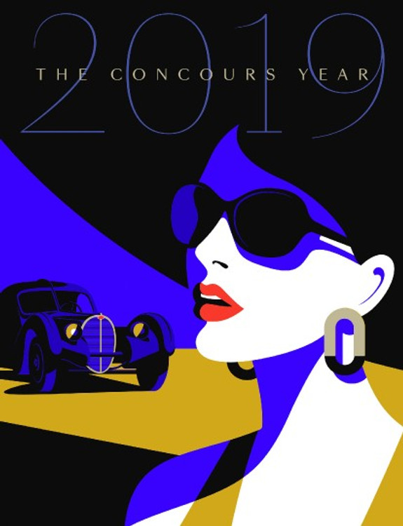 Concours Yearbook 2019 (9781916245600)