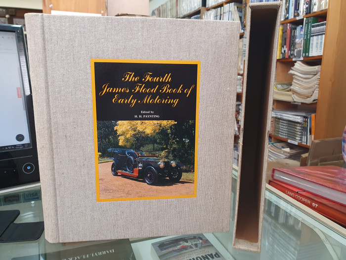 The Fourth James Flood Book of Early Motoring (in Slipcase)