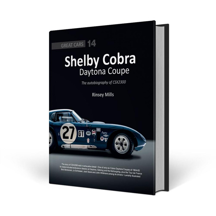 Shelby Cobra Daytona Coupe - The autobiography of CSX2300 (Great Cars No 14)