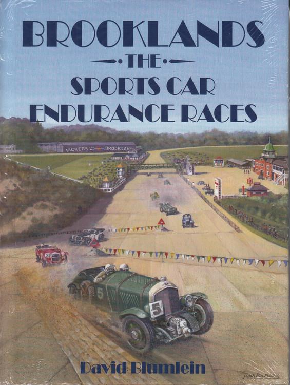 Brooklands - The Sports Car Endurance Races (David Blumlein) (9780995705432)
