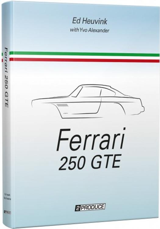 Ferrari 250 GTE (Ed heuvink with Yvo Alexander) (9789090325620)