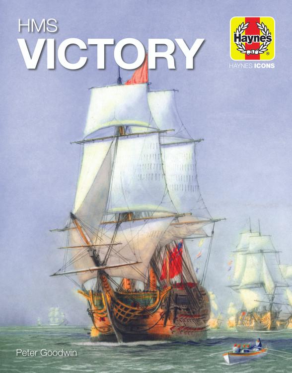 Haynes Icons HMS Victory (9781785216886)